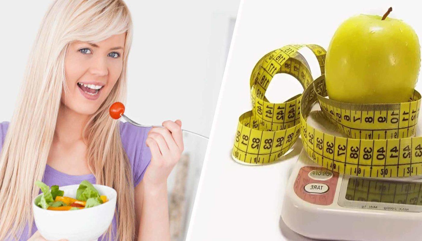 Рецепт: легкий весенний салат для похудения пошагово с фото
