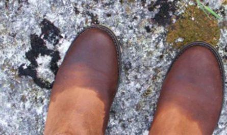 Как сделать водонепроницаемой обувь