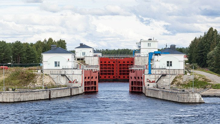 строительство Беломоро Балтийского канала