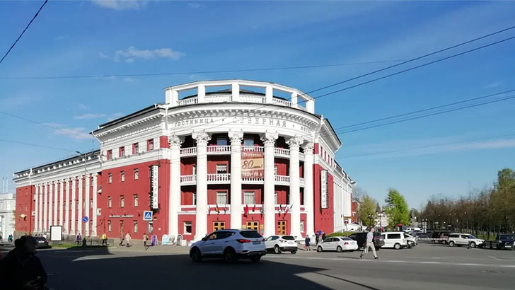 Петрозаводск гостиница Северная