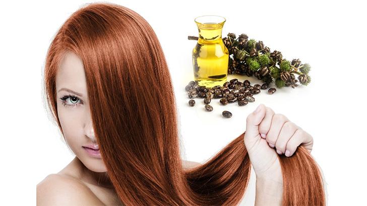 Касторовое масло для волос польза
